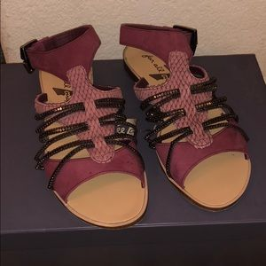 7 for all Mankind Charlie sandals